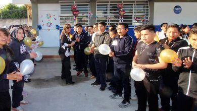 Photo of Alumnos estrena dos nueva aulas