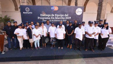 Photo of Entregan apoyos a comerciantes