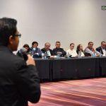 Suman esfuerzos por seguridad; escucha Ricardo Ortiz propuesta ciudadanas