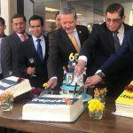 Festejan 68° aniversario de la escuela Normal Oficial de Irapuato