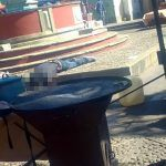 Asesinan a sujeto en medio de decenas de turistas en Guanajuato capital