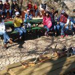 SMAOT celebra día de la Familia con Caminata en ANP