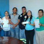 """Entregan a cuaramarenses """"Fondos Guanajuato"""" para impulsar sus negocios"""