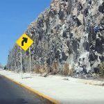Piedras y rocas, desgajamiento en el cuarto cinturón vial