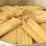 Sacaste al «Niño Dios» en la rosca, te tocan los tamales