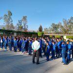 Inicia COMUDE activaciones físicas en secundarias de Cuerámaro