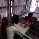 Concluyen curso básico de computación en escuela Benito Juárez