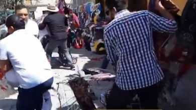 Photo of Con lujo de violencia inspectores arrebatan la mercancía de mujer indígena en Oaxaca