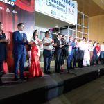 Inauguración de la Gran Feria de las Fresas 2019