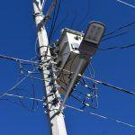 Supervisan ampliación de red eléctrica en Aratzipu