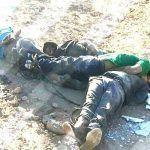 Localizan a 4 hombres muertos en Abasolo