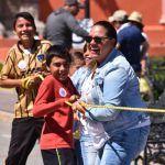 Organiza DIF Manuel Doblado, 1er Rally por el Día de la Familia