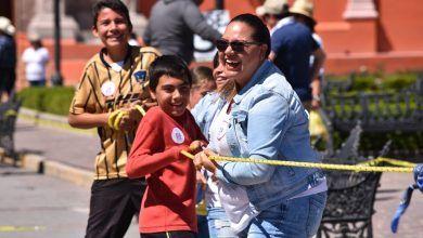 Photo of Organiza DIF Manuel Doblado, 1er Rally por el Día de la Familia