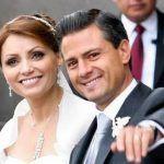 """Condiciones de """"La gaviota"""" para firmar divorcio a EPN"""