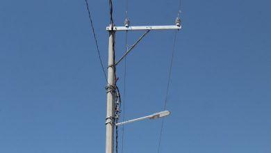 Photo of Inauguran red eléctrica en Liebres de Rosales