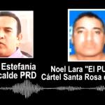 Filtran audio del exalcalde perredista Hugo Estefanía negociando con Cártel Santa Rosa de Lima