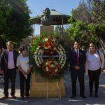 Conmemoran natalicio de Benito Juárez en Huanímaro