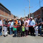 Inaugura alcaldesa obras por más de dos millones de pesos en comunidades rurales