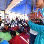 """Se suman ciudadanos  a """"Lectura en tu Parque"""""""