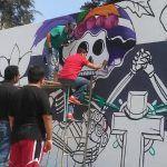Fomentarán arte urbano
