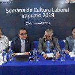 Ofrecen capacitaciones en semana de cultural laboral