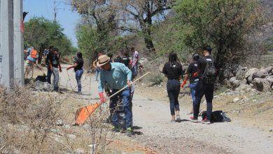 Photo of Ayuntamiento se une a grupo juvenil de la comunidad de Joroches; reto #BasuraChallenge