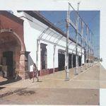 Buscan embellecer calle Allende