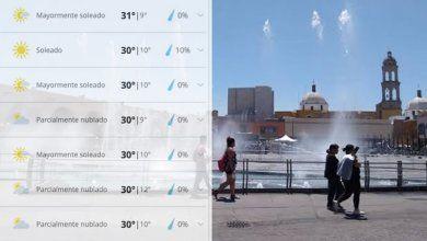 Photo of Termómetro en Irapuato, marcará los 30 grados centígrados