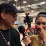 Daddy Yankee puso de nervios a reportera novata cuando lo entrevistaba