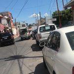 En Huanímaro estacionarse en doble fila la falta más recurrente