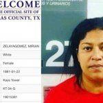 #LadyFrijoles es detenida por presunto asalto a mano armada en Texas