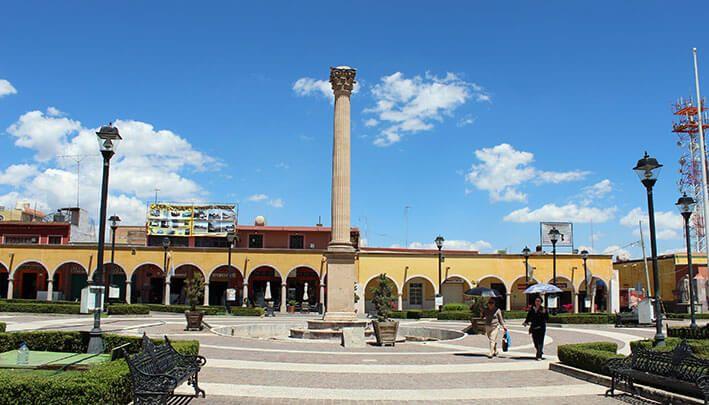 Centro Histórico de Manuel Doblado