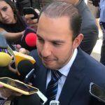 Un reto difícil, Marko Cortés sobre violencia en Guanajuato