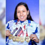 Nataly, una atleta irapuatense que se quedó sin Centro Paralímpico Nacional