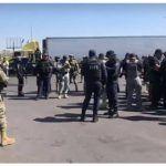 Por aire y tierra operativo contra huachicol en Irapuato