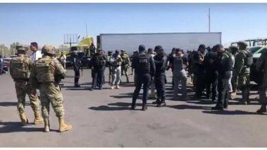 Photo of Había al menos 20 anillos de seguridad en el camino: El Marro