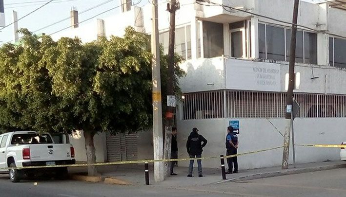 PGR de Irapuato fue atacada a balazos