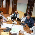 Alcalde realiza gestiones en la Secretaría de Desarrollo Social y Humano