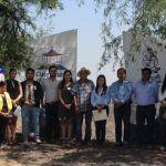 Dan arranque a  programa «Conectando mi Camino Rural» en Cuerámaro