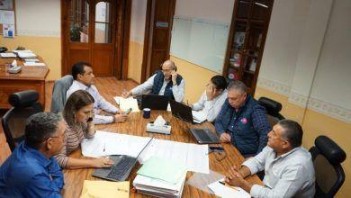Photo of Alcalde realiza gestiones en la Secretaría de Desarrollo Social y Humano