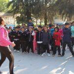 """Participan más de 548 estudiantes en el """"Día Mundial de la Activación Física"""""""