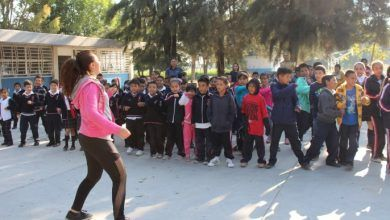 """Photo of Participan más de 548 estudiantes en el """"Día Mundial de la Activación Física"""""""
