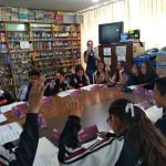 Participan estudiantes de Valle de Santiago en 'Cabildo Infantil'
