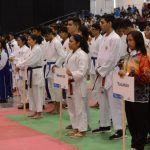 Comienza Campeonato Nacional de Karate 2019