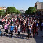 Conmemoran en Abasolo Día Mundial de la Actividad Física