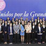 Encabeza Adriana Ramírez Lozano reunión de presidentas y directores de los DIF Municipales
