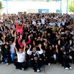 Se suman a Semana Nacional de la Cultura Física y Deporte