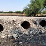 Limpian ríos y canales para evitar inundaciones