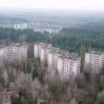 Drone vuela sobre Chernóbil y revela cómo luce el lugar del accidente nuclear más famoso de la historia