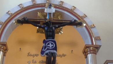 "Photo of El Cristo Negro ""abandonado"" de Irapuato"